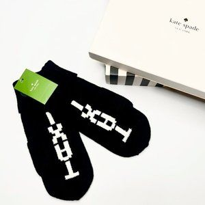 New Kate Spade New York Taxi Mittens